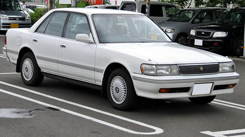 File:Toyota Mark2 2000.jpg - Wikimedia Commons