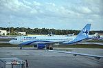 XA-MTY Airbus A320-214 Interjet (23897908860).jpg