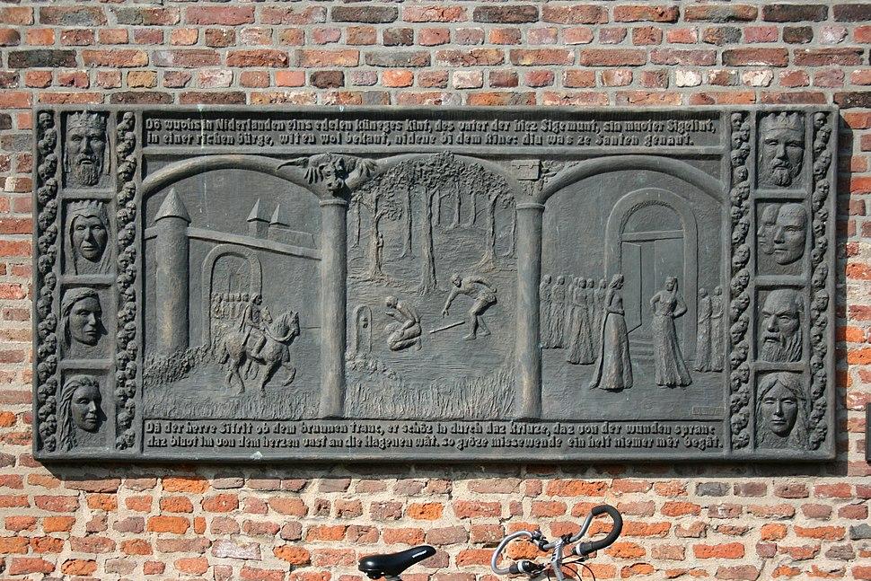Xanten - Nordwall - Siegfried 01 ies