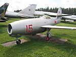 Yak-23 at Central Air Force Museum Monino pic2.JPG