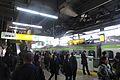 Yamanote line ebisu station-platform - feb20-2015.jpg