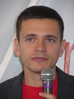 Ilya Yashin Russian activist and liberal politician