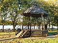 Yeadon Tarn bandstand - geograph.org.uk - 381969.jpg