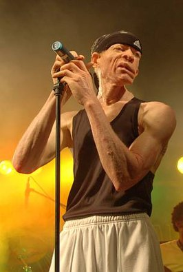 Yellowman in 2007