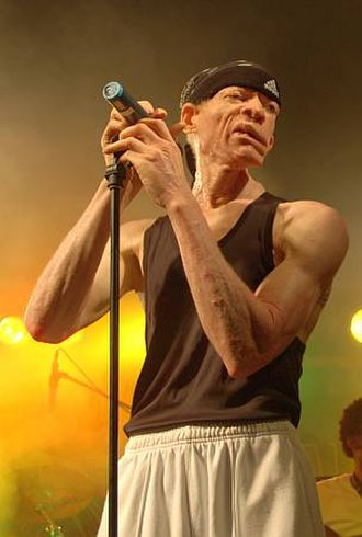 Yellowman - Yellowman performing in 2007