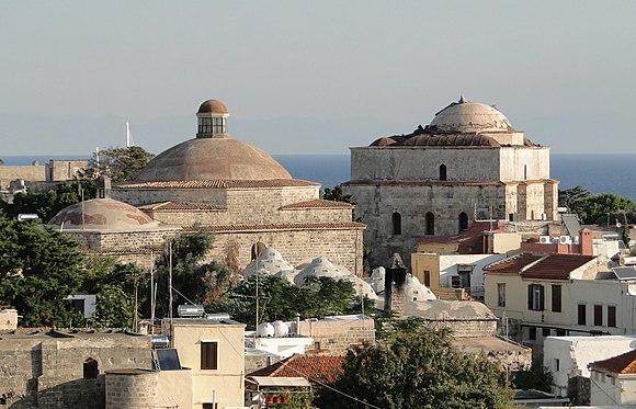 Yeni Hamam Baths (Rhodes) 02
