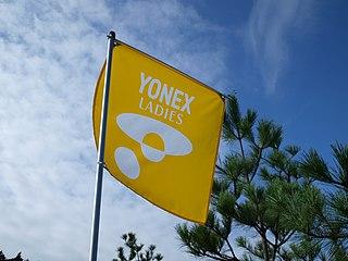 Yonex Ladies Golf Tournament