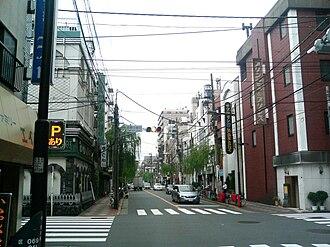 Akasen - Yoshiwara town (2006)