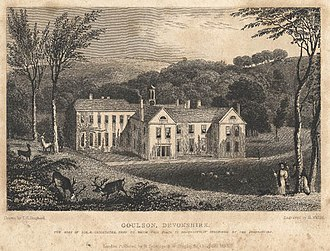 Youlston Park - Image: Youlston Park Engraving