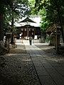 Yoyogi Hachiman Shrine (代々木八幡宮) - panoramio.jpg