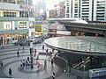 Yurakucho station square.jpg