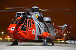 ZA166 Westland WS-61 Sea King HU5 (16520633867).jpg