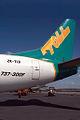 ZK-TLD Boeing 737-3B7(SF) Toll Aviation (Airwork New Zealand) (7107096903).jpg