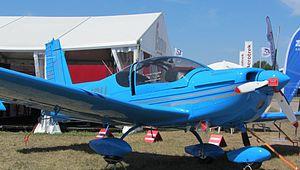 Zlín Z 42 - A ZLIN Z-242L
