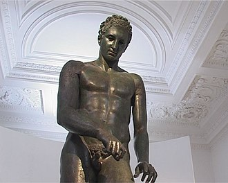 Apoxyomenos - The Croatian Apoxyomenos