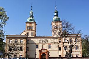 Prószków - Prószków Castle