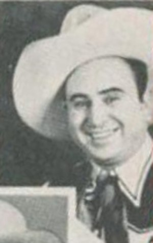 Zeke Clements - Zeke Clements in a 1944 advertisement