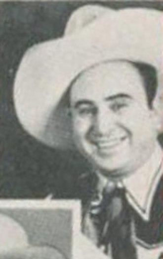 Zeke Clements - Zeke Clements in a 1944 advertisement