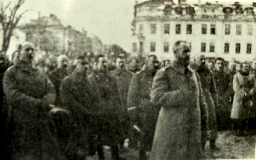 Zeligowski 1920 wilno