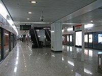 Zhenping Road Station Line 7 Platform.jpg
