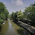 Zicht op de Utrechtse gracht met de werfkelders - Utrecht - 20396511 - RCE.jpg
