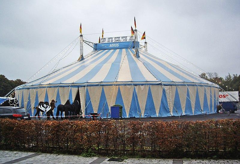 Zirkus Aeros, Göttingen 2015