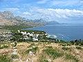 Zivogosce-Blato from the hill 2 - panoramio.jpg