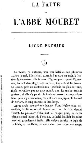File:Zola - La Faute de l'abbé Mouret.djvu