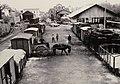 Zona de càrrega darrera l'estació de tren d'Igualada (1924).jpg