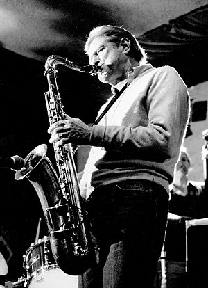 Zoot Sims - Sims at Keystone Korner, San Francisco, California, 1983