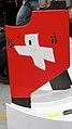 Zwitserse vlag op le mans auto.JPG