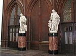 (Belgium) St. Michael & St. Gudula Cathedrall Interior Statues, Brussels.jpg
