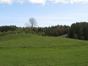 Milecastle 21 - The site of Turret 21B