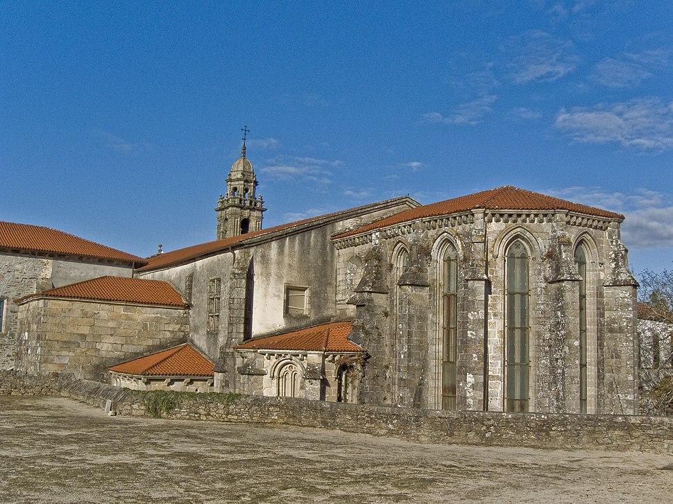 Convento de San Domingos de Bonaval.
