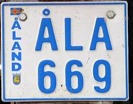 Targhe Dimmatricolazione Finlandesi Wikiwand