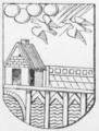 Åsum Herreds våben 1648.png