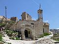 Çavuşin-Ancienne église transformée en mosquée.jpg