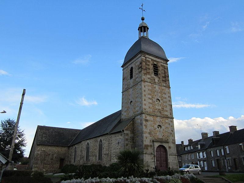 église Saint-Aubin de fr:Saint-Aubin-de-Terregatte