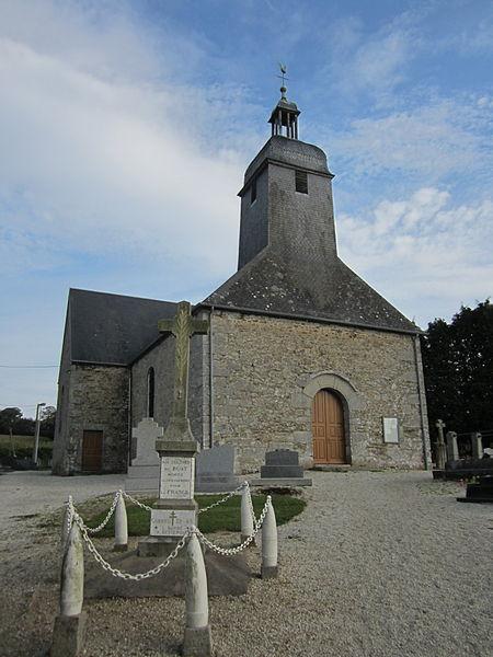 Isigny-le-Buat, Manche