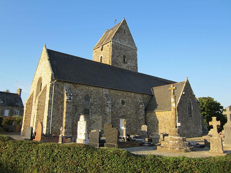 Église Saint-Ouen de fr:Catteville