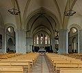Église Saint-Sauveur de Castelsarrasin - Interieur - Nef.jpg