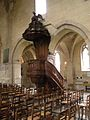 Église St-Denis, Crépy-en-V chaire 2.JPG