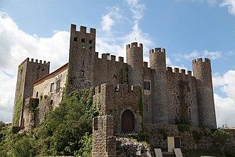 Pousadas de Portugal - Pousada de Óbidos, installed in the medieval Castle of Óbidos