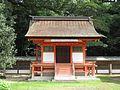 Ōyamazumi-jinja sessha (Shimotsu-sha).JPG