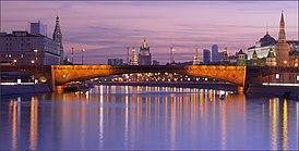 Большой Москворецкий мост в 2011 году