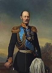 Portrait of Prince M.D. Gorchakov