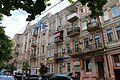 Будинок житловий, в якому містилася редакція «Киевской газеты» Київ Пушкінська вул., 11-а.JPG