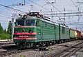 ВЛ10-1135, Россия, Ленинградская область, станция Мга (Trainpix 133607).jpg