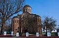 Василівська церква і монастирські споруди в Овручі.jpg