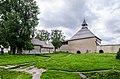 Воротная башня Староладожской крепости.jpg